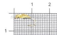 Мормышка LumiCom Нимфа d3.5 золото