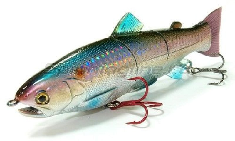 Lucky Craft - Воблер Real California 110 Supreme MS American Shad 270 - фотография 1