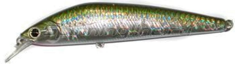 Lucky Craft - Воблер SK Jerk 100 BP MS Olive Green Shiner 439 - фотография 1