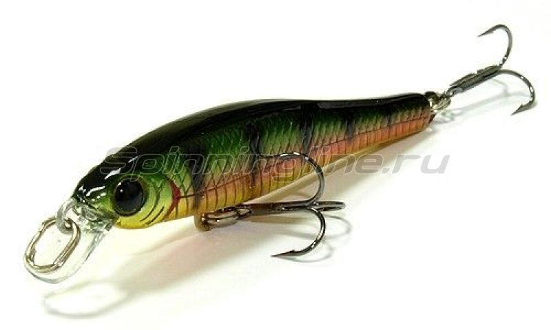 Lucky Craft - Воблер Bevy Pointer 53 Aurora Gold Northern Perch 884 - фотография 1
