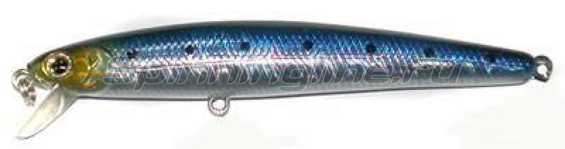 Lucky Craft - Воблер Flash Minnow 95MR Metalic Sardine 832 - фотография 1