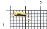 Мормышка Банан с ушком d3 золото