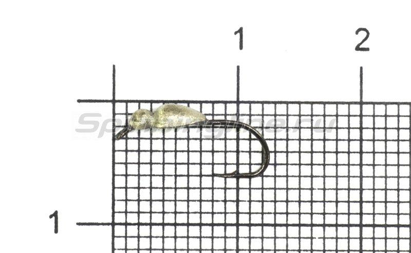 Lumicom - Мормышка Нимфа d3 никель - фотография 1