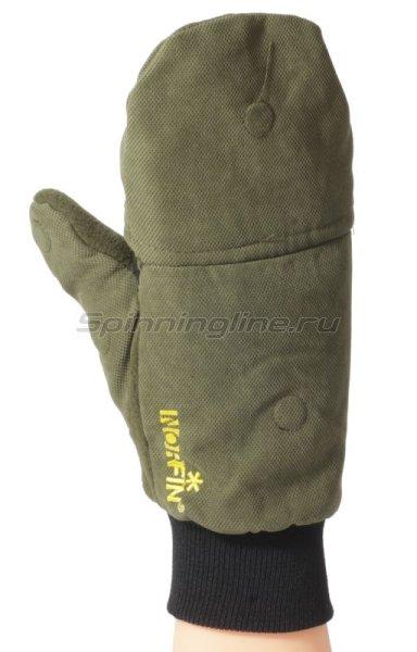 Перчатки-варежки Norfin отстегивающиеся с магнитом L -  3
