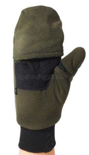 Перчатки-варежки Norfin отстегивающиеся с магнитом L -  4