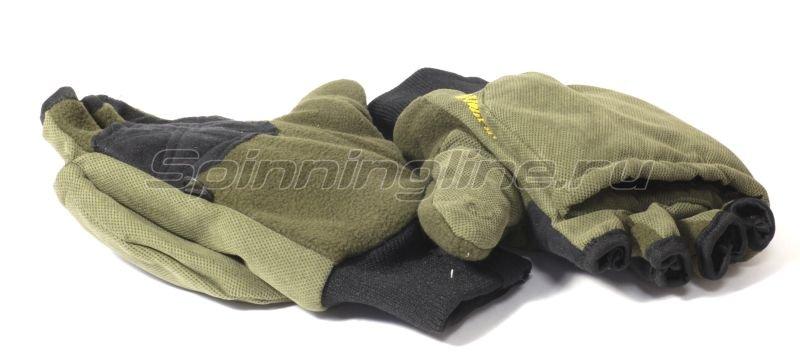Перчатки-варежки Norfin отстегивающиеся с магнитом L -  5