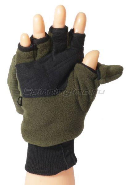 Перчатки-варежки Norfin отстегивающиеся с магнитом XL - фотография 2