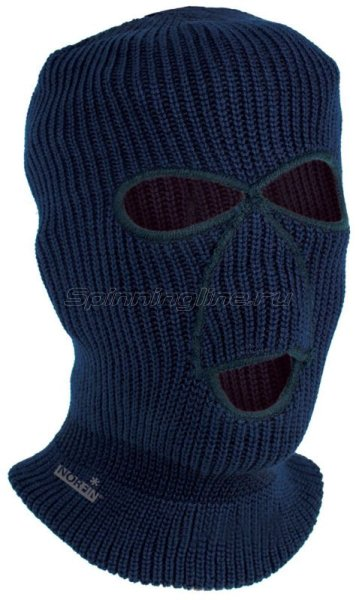 Шапка-маска вязаная Norfin Knitted XL - фотография 1