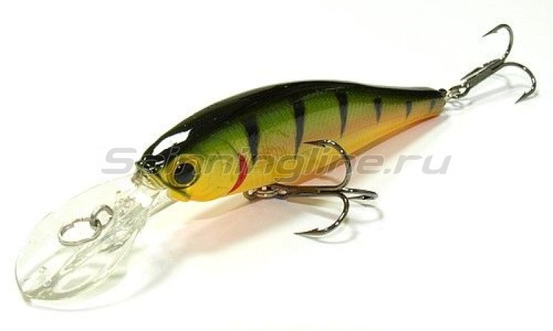 Lucky Craft - Воблер Pointer 65DD Northern Yellow Perch 807 - фотография 1
