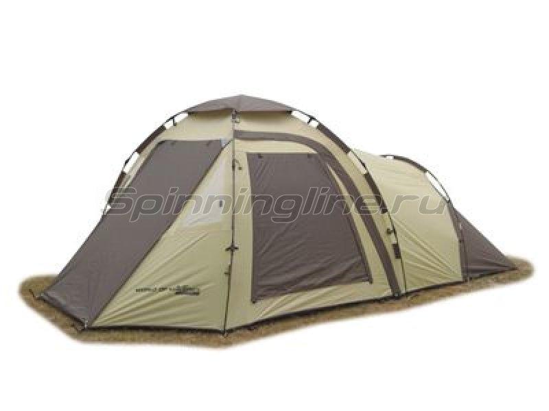 World of Maverick - Палатка кемпинговая быстросборная Family Comfort - фотография 1