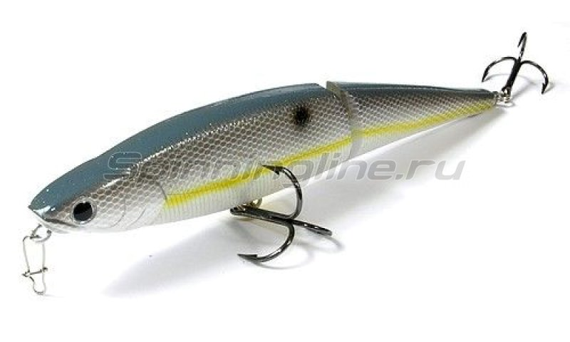 Lucky Craft - Воблер LL Pointer 180 Sexy Chartreuse Shad 172 - фотография 1