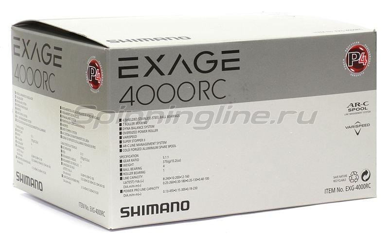 Катушка Exage 4000 RC -  8