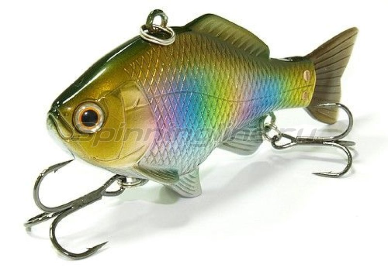 Lucky Craft - Воблер Real Vib 60 Aluminum Candy Shad 392 - фотография 1