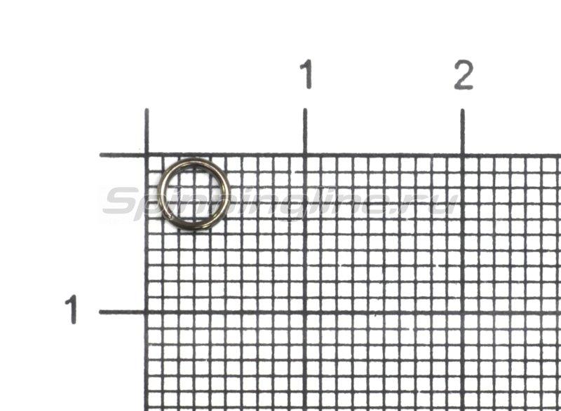 Кольца заводные Owner 52803 P-03B №1 - фотография 1
