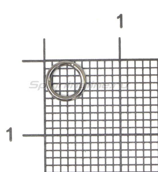 Кольца заводные Owner 52803 P-03B №2 - фотография 1