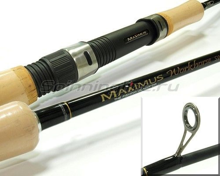 Maximus - Спиннинг WorkHorse 24ML - фотография 1