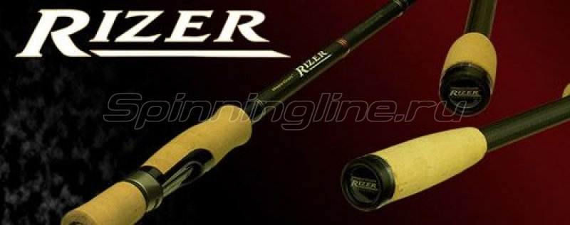 Major Craft - Спиннинг Rizer 802M - фотография 1