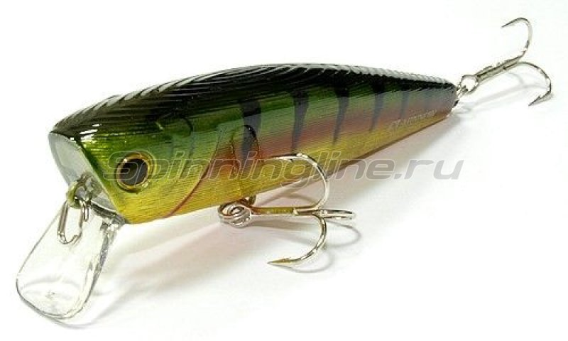 Lucky Craft - Воблер Classical Minnow Aurora Gold Northert Perch 586 - фотография 1