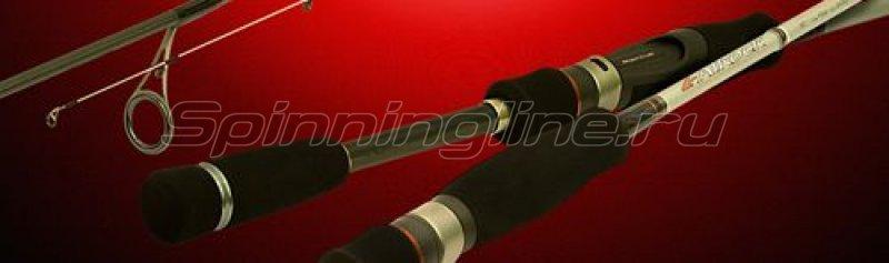 Major Craft - Спиннинг Airock S762M - фотография 1