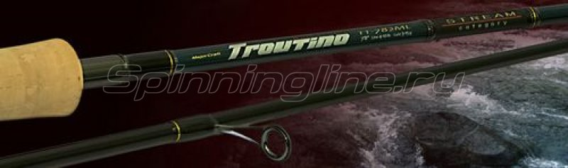 Спиннинг Troutino 862MH -  1