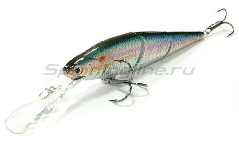Lucky Craft - Воблер Pointer 125DD MS American Shad 270 - фотография 1
