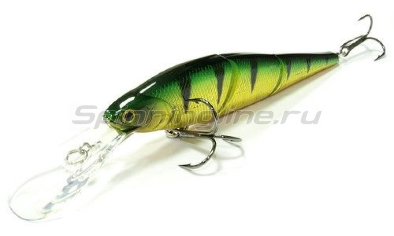 Lucky Craft - Воблер Pointer 125DD Aurora Green Perch 280 - фотография 1