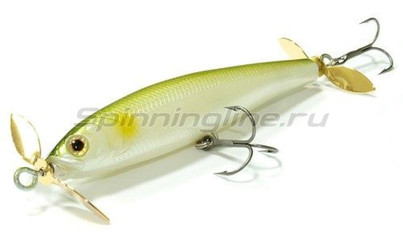 Воблер Splash Tail 90 Pearl Ayu 268 -  1