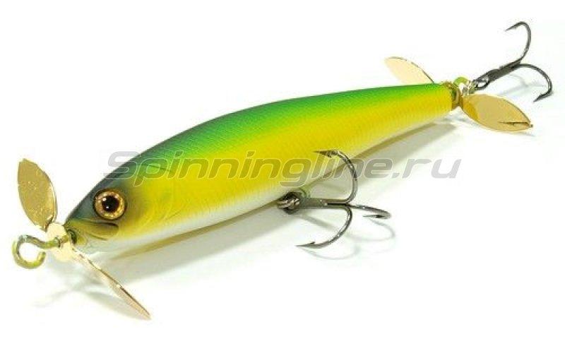 Воблер Splash Tail 90 NC Powered Green 281 -  1