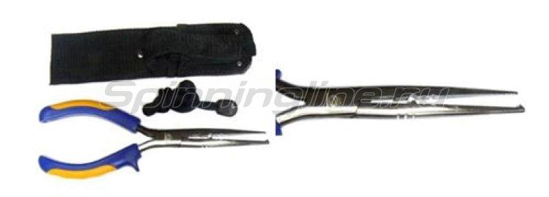 Пассатижи-кусачки обжимные с чехлом Multitool Professional Tools Kosadaka - фотография 1