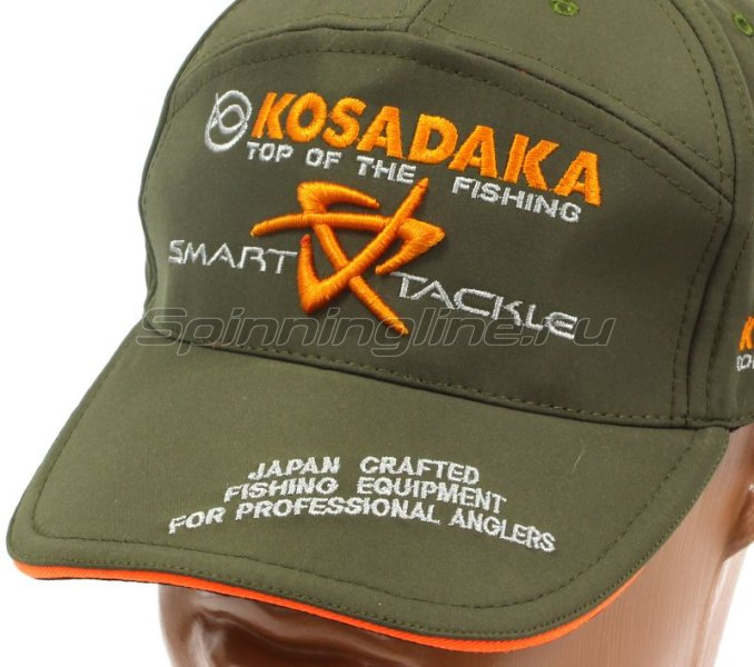 Кепка Kosadaka Smart Tackle хаки -  3