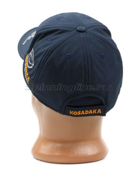 Кепка Kosadaka теплая Smart Tackle синяя -  2