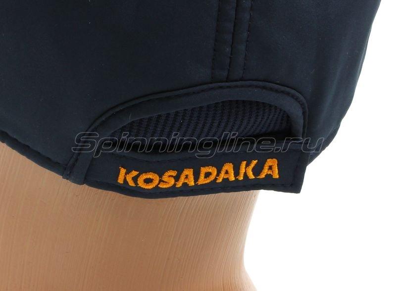 Кепка Kosadaka теплая Smart Tackle синяя -  3