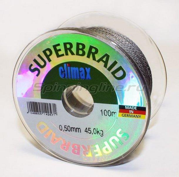 Climax - Шнур Braided 100м 0.40мм - фотография 1
