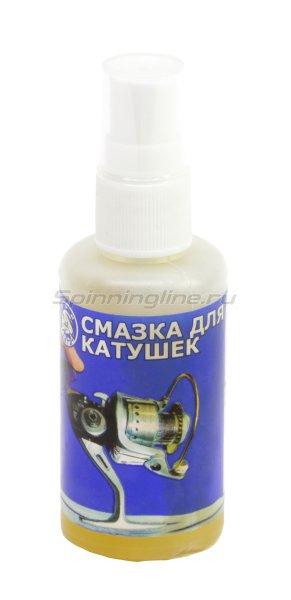 Смазка для катушки Три Кита 50мл -  1