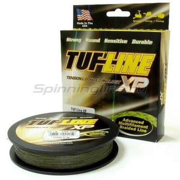 Tuf-Line - Шнур XP 274м 0.33мм green - фотография 1