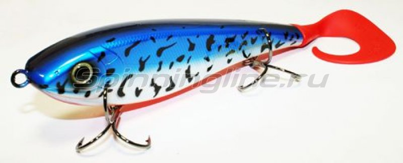 STRIKE PRO - Воблер Bandit Tail EG-138 твистер C276 - фотография 1