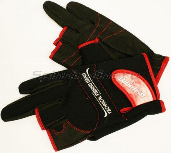 Перчатки BG-08 NE3 Black XL(L-XL) -  1