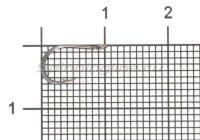 Крючок Chinu KH-10026 №0.5
