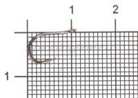 Крючок Chinu KH-10026 №0.8