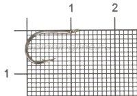 Крючок Chinu KH-10026 №1