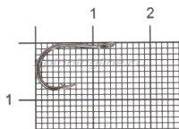 Крючок Chinu KH-10026 №2