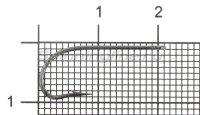 Крючок Oshaughn KH-11011 №6