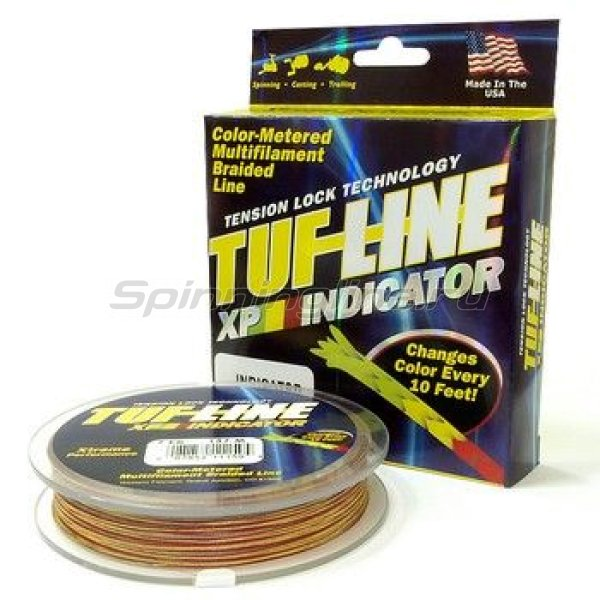 Tuf-Line - Шнур Indicator XP 274м 0.28мм - фотография 1