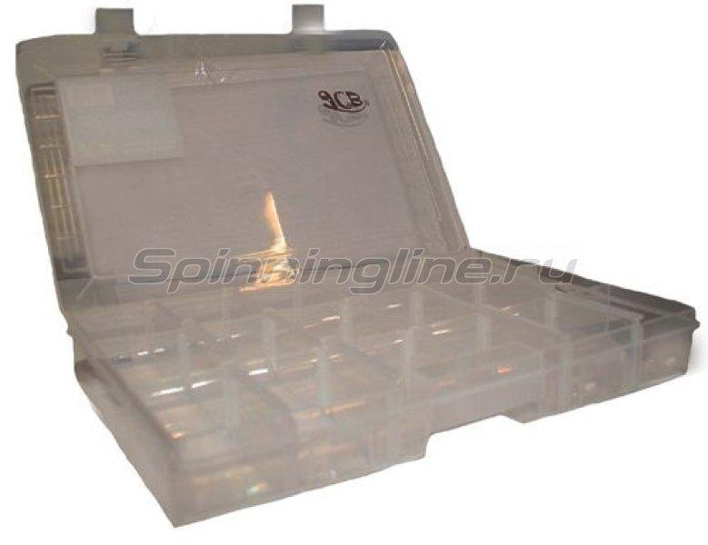Коробка JCB MP400B - фотография 1
