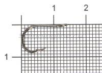Крючок Chinu KH-10026 №3