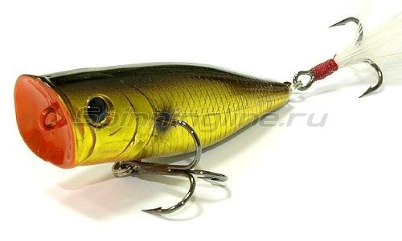 Воблер G-Splash 80 Aurora Gold 256 -  1