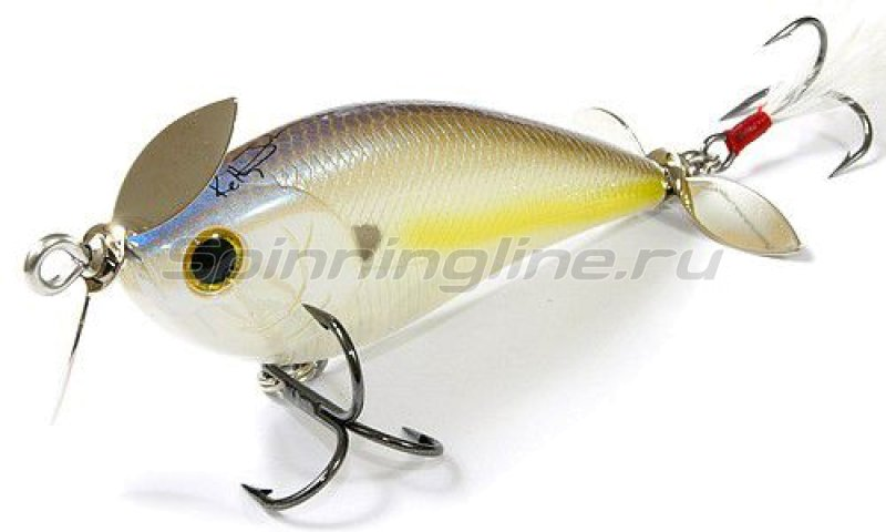 Lucky Craft - Воблер Kelly J Jr. Chartreuse Shad 250 - фотография 1