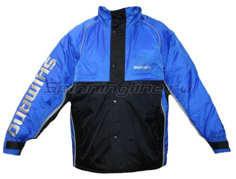 Куртка Shimano Padded logo Jacket M - фотография 1