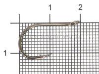 Крючок Chinu KH-10026 №7