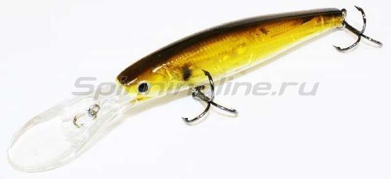 Воблер Staysee 90SP V2 Aurora Ghost Golden Shiner 057 -  1